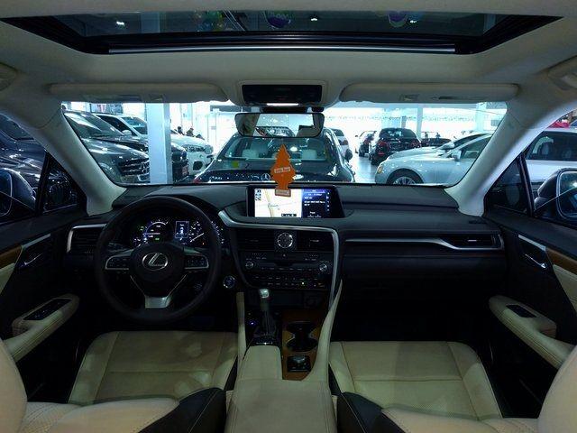 2016 Lexus RX 450h Richmond Hill, New York 25