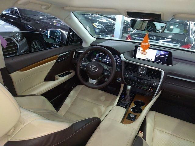 2016 Lexus RX 450h Richmond Hill, New York 26