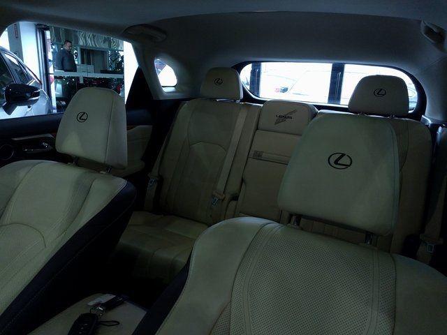 2016 Lexus RX 450h Richmond Hill, New York 33