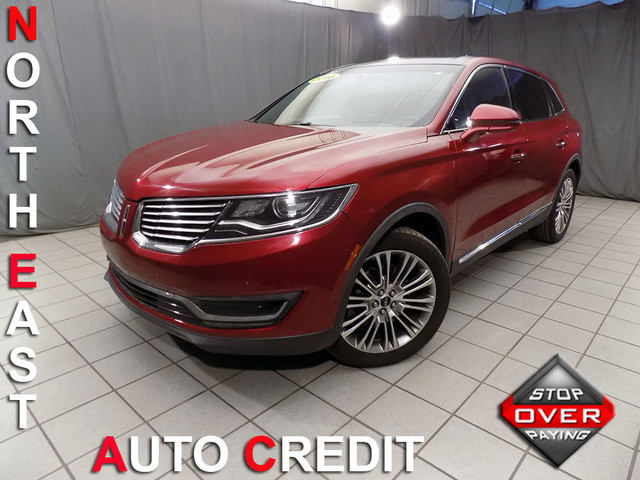 Used 2016 Lincoln MKX, $31995