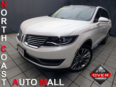 2016 Lincoln MKX Reserve in Cleveland, Ohio