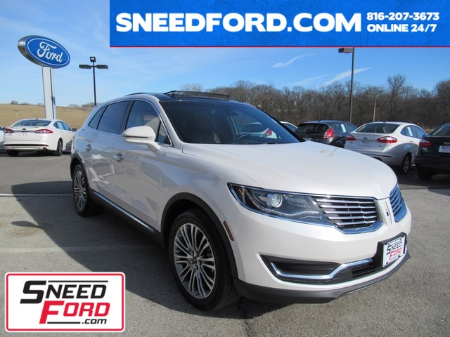 2016 Lincoln MKX Reserve AWD 3.7L V6 in Gower Missouri