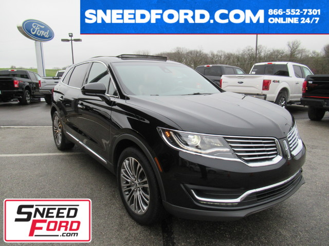 2016 Lincoln MKX Reserve AWD 3.6L V6 in Gower Missouri