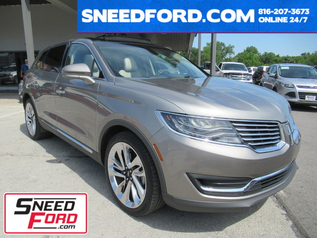 2016 Lincoln MKX Reserve AWD 2.7L V6 in Gower Missouri