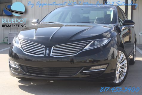 2016 Lincoln MKZ | HEAT SEATS-19 WHEELS- AMBIENT LIGHT-ACTIVE WARRANTY~ in Mansfield, TX