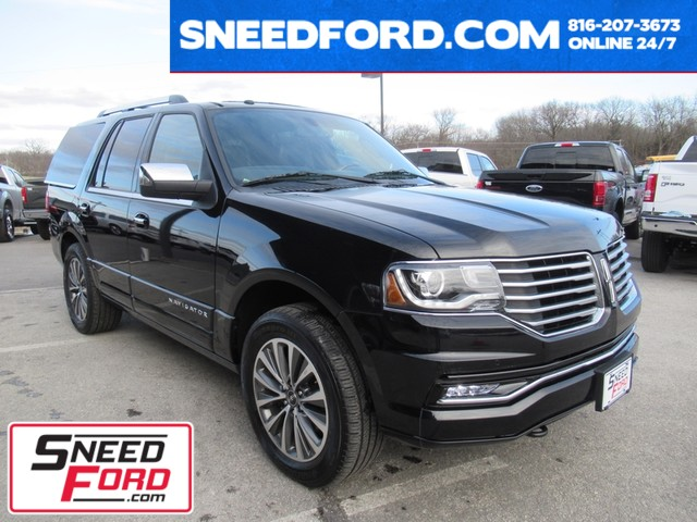 2016 Lincoln Navigator Select 4X4 in Gower Missouri