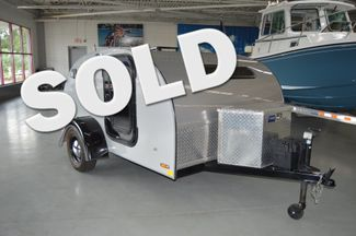 2016 Little Guy 6X10 Silver Shadow Tear Drop Camper/ Trailer East Haven, Connecticut