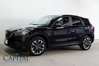 2016 Mazda CX-5 Grand Touring AWD Crossover w/Navigation, in Eau Claire, Wisconsin