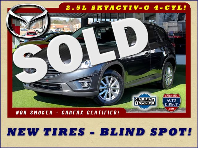 2016 Mazda CX-5 Touring FWD - NEW TIRES - BLIND SPOT! Mooresville , NC 0