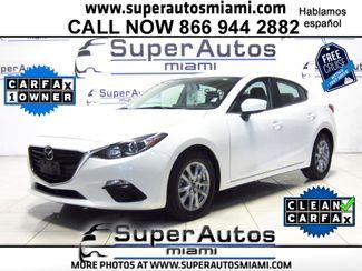 2016 Mazda Mazda3 i Sport Doral (Miami Area), Florida