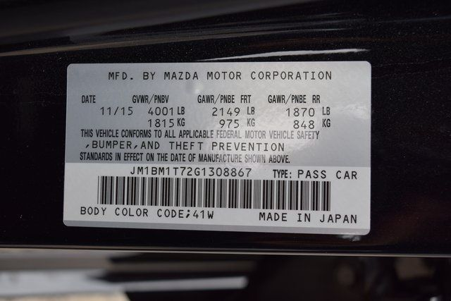 2016 Mazda Mazda3 i Sport Richmond Hill, New York 26