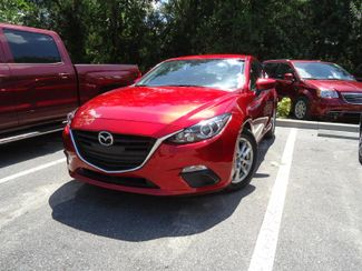 2016 Mazda Mazda3 i Sport. LEATHER. CAMERA. ALLOY. BLIND SPOT SEFFNER, Florida