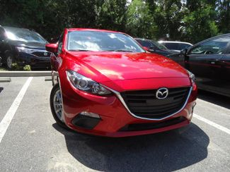 2016 Mazda Mazda3 i Sport. LEATHER. CAMERA. ALLOY. BLIND SPOT SEFFNER, Florida 8