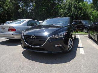 2016 Mazda Mazda3 i Sport. CAMERA. ALLOY. BLIND SPOT MONITOR SEFFNER, Florida