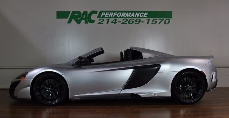 2016 Mclaren 675LT Spider in Carrollton, TX