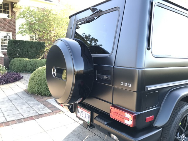 2016 Mercedes-Benz AMG G65 Collierville, Tennessee 8