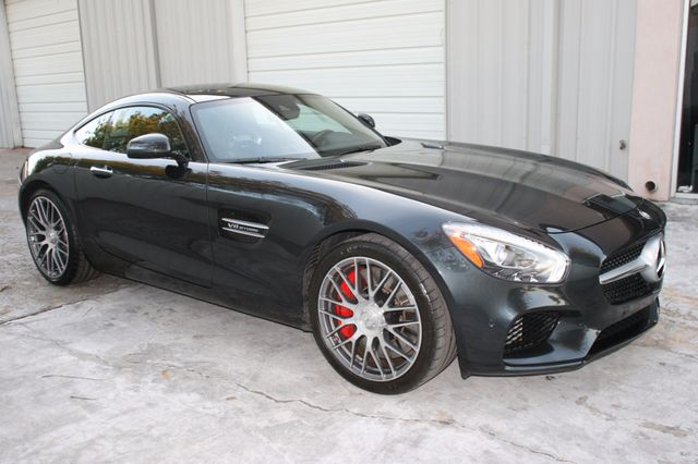 2016 Mercedes-Benz AMG GT S Houston, Texas 3