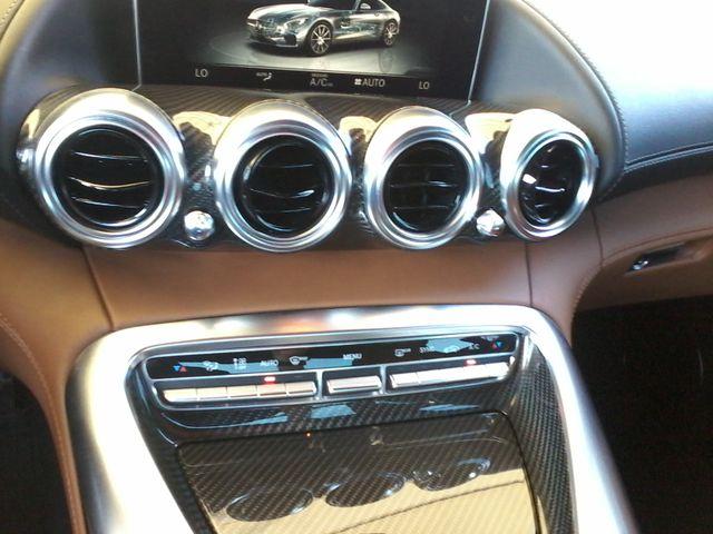 2016 Mercedes-Benz AMG GT S Designo  Diamond White Metallic San Antonio, Texas 26