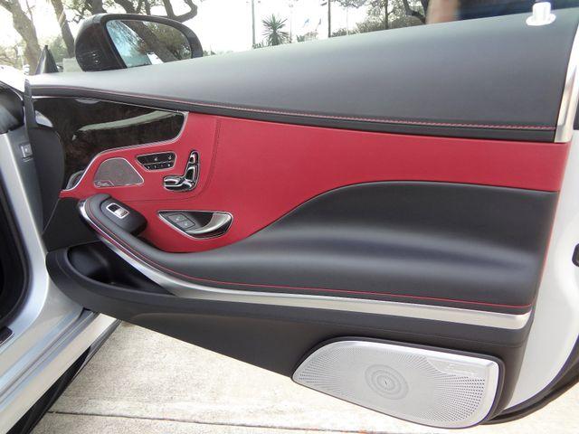 2016 Mercedes-Benz AMG S 63 Brabus Austin , Texas 29