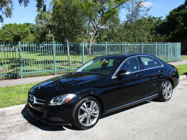 2016 Mercedes C 300 Come and visit us at oceanautosalescom for our expanded i