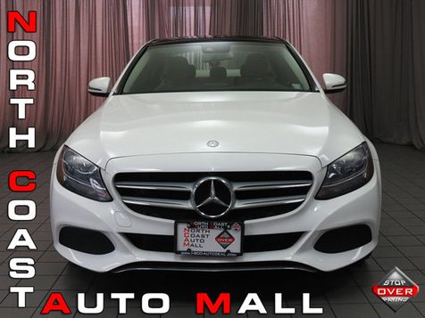 2016 Mercedes-Benz C-Class 4dr Sedan C 300 RWD in Akron, OH