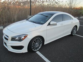 2016 Mercedes-Benz CLA 250 Conshohocken, Pennsylvania 8