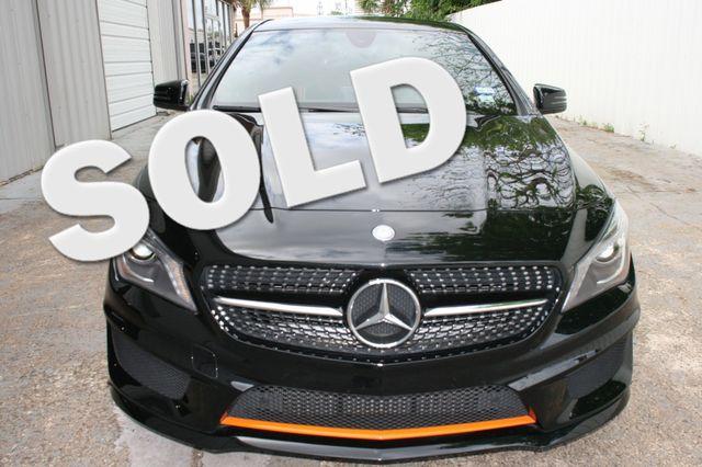 2016 Mercedes-Benz CLA 250 Edition Orange Houston, Texas 0