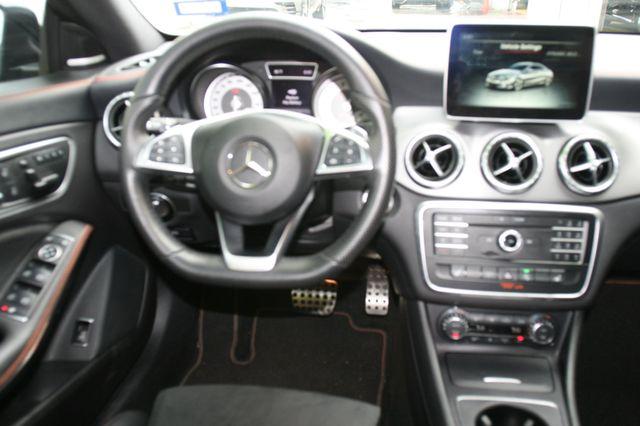 2016 Mercedes-Benz CLA 250 Edition Orange Houston, Texas 13