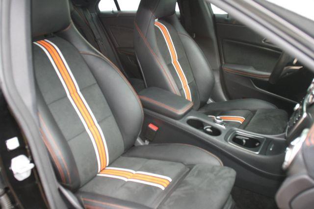 2016 Mercedes-Benz CLA 250 Edition Orange Houston, Texas 17