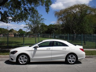 2016 Mercedes-Benz CLA 250 Miami, Florida 1