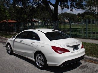 2016 Mercedes-Benz CLA 250 Miami, Florida 2