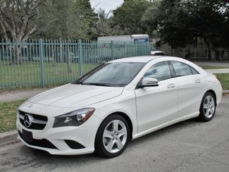 2016 Mercedes-Benz CLA 250 Miami, Florida
