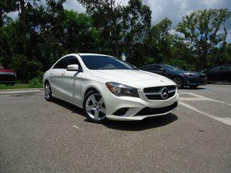 2016 Mercedes-Benz CLA 250 250 SEFFNER, Florida 9