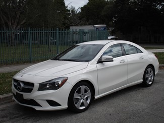 2016 Mercedes-Benz CLA250 Miami, Florida