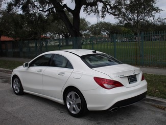 2016 Mercedes-Benz CLA250 Miami, Florida 2