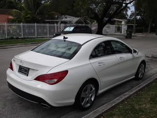 2016 Mercedes-Benz CLA250 Miami, Florida 4