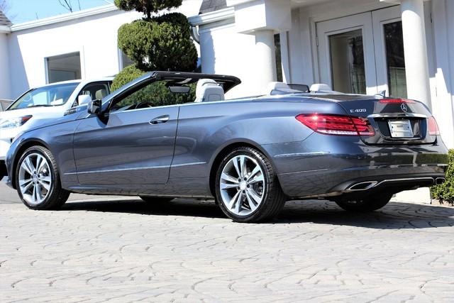 2016 mercedes benz e class e400 cabriolet ebay for Mercedes benz alexandria phone number