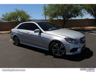 2016 Mercedes-Benz E-Class in Las Vegas, NV