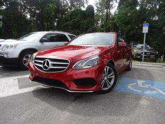 2016 Mercedes-Benz E-CLASS E350 SEFFNER, Florida