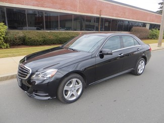 2016 Mercedes-Benz E350 Luxury 4Matic Watertown, Massachusetts
