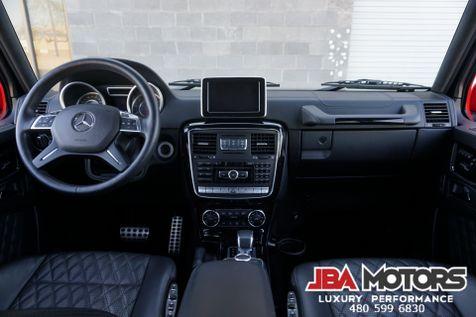 2016 Mercedes-Benz G63 AMG G Class 63 G Wagon Diamond Stitched | MESA, AZ | JBA MOTORS in MESA, AZ