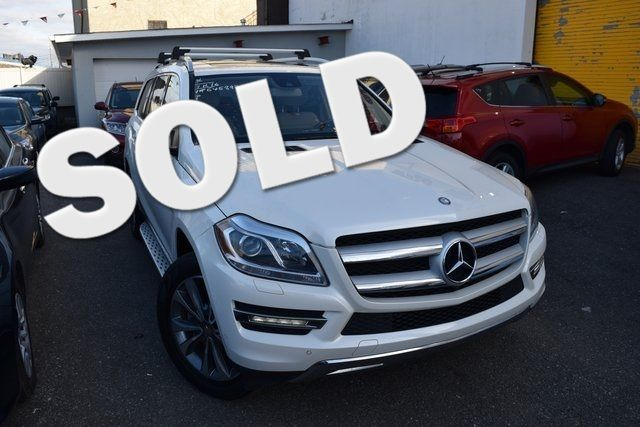 2016 Mercedes-Benz GL 450 GL 450 Richmond Hill, New York 0