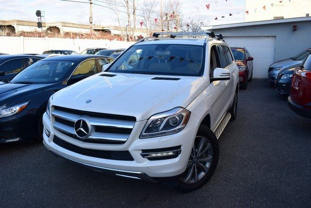 2016 Mercedes-Benz GL 450 GL 450 Richmond Hill, New York 1
