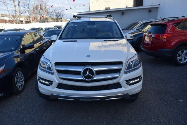 2016 Mercedes-Benz GL 450 GL 450 Richmond Hill, New York 2