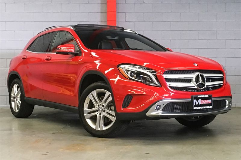 2016 Mercedes-Benz GLA 250   city CA  M Sport Motors  in Walnut Creek, CA