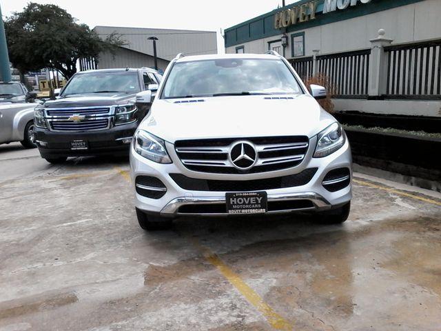 2016 Mercedes-Benz GLE 350 San Antonio, Texas 1