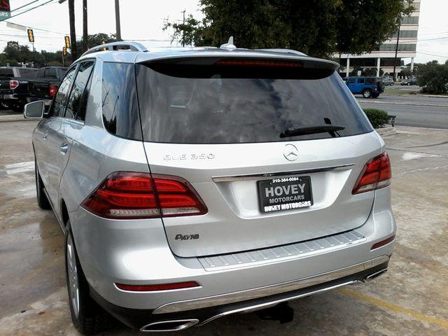 2016 Mercedes-Benz GLE 350 San Antonio, Texas 5