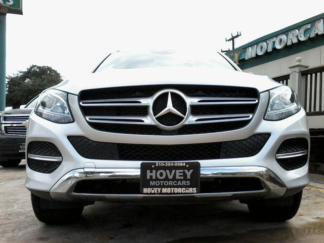 2016 Mercedes-Benz GLE 350 San Antonio, Texas 4