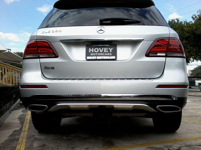 2016 Mercedes-Benz GLE 350 BLIND SPOT, NAV &MORE San Antonio, Texas 8