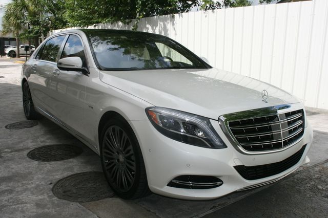 2016 Mercedes-Benz Maybach S 600 Houston, Texas 1